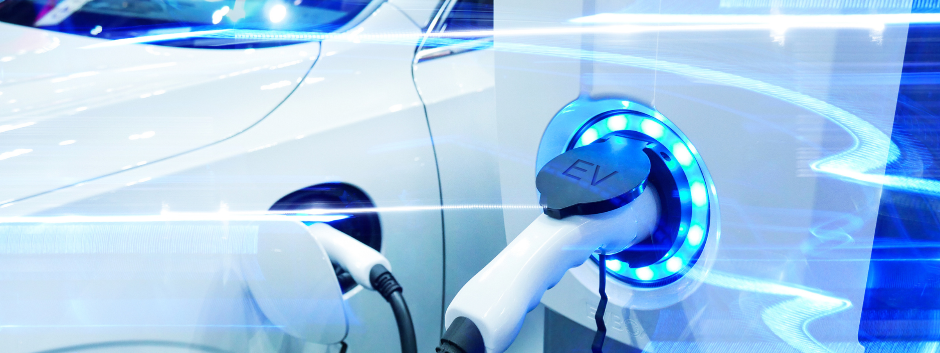 Electric vehicle rays