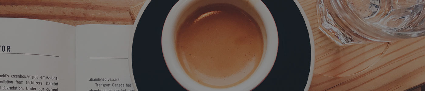 Sit down with a nice cuppa and read our blog
