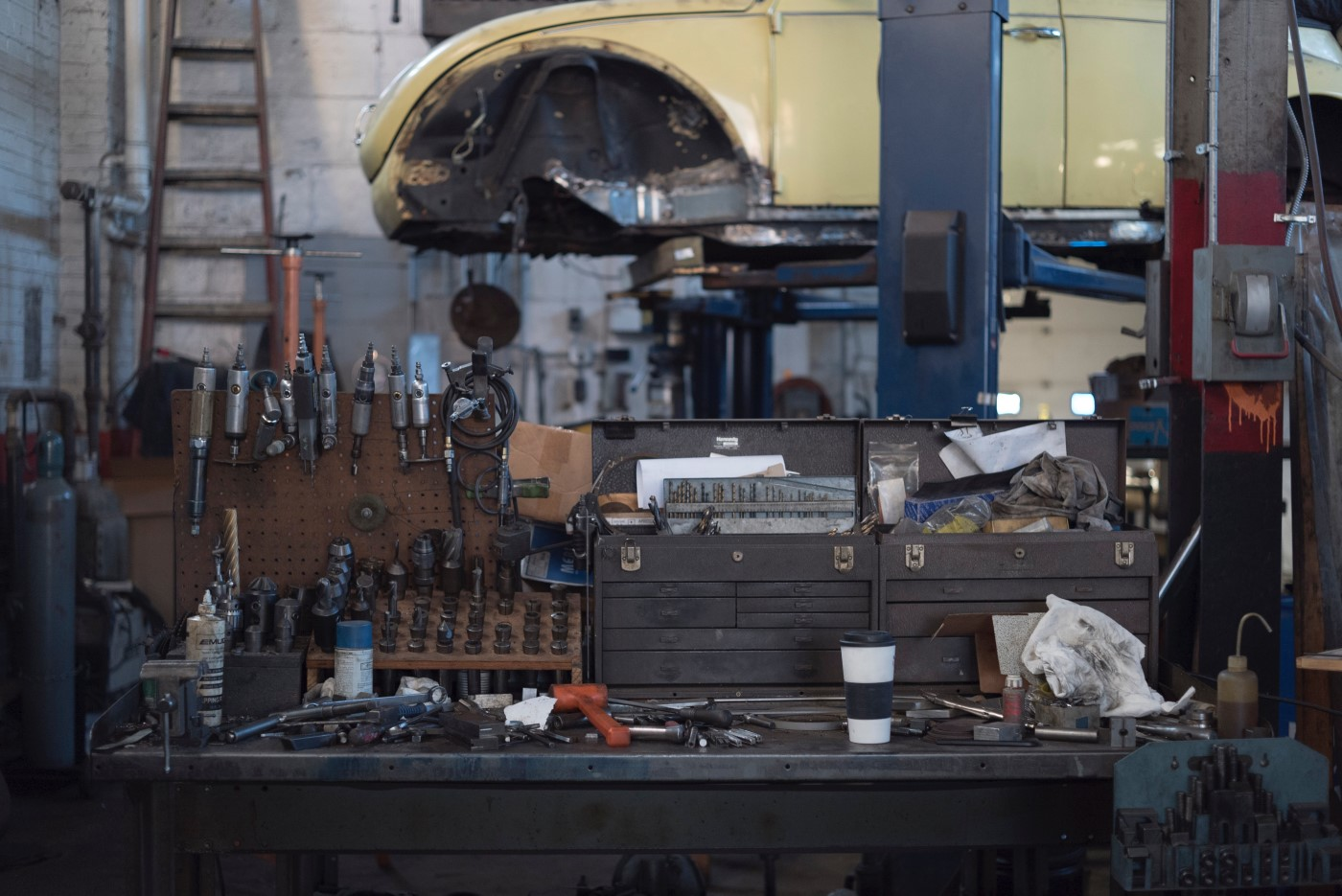 Inside the scrap car business