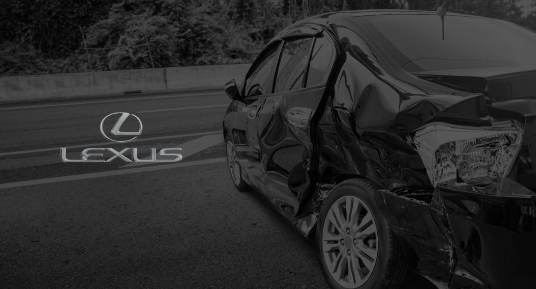 Scrap my Lexus featured