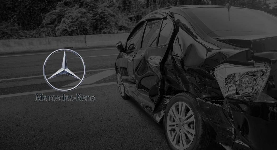 Scrap Mercedes feature
