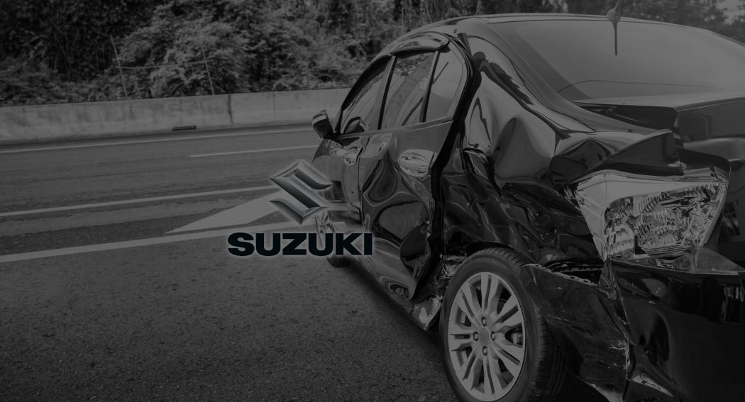 Scrap my Suzuki featured