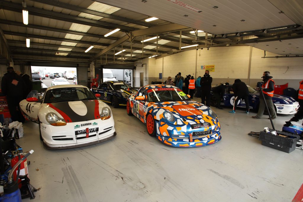 CALM All Porsche Trophy