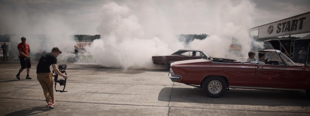 Car action movie